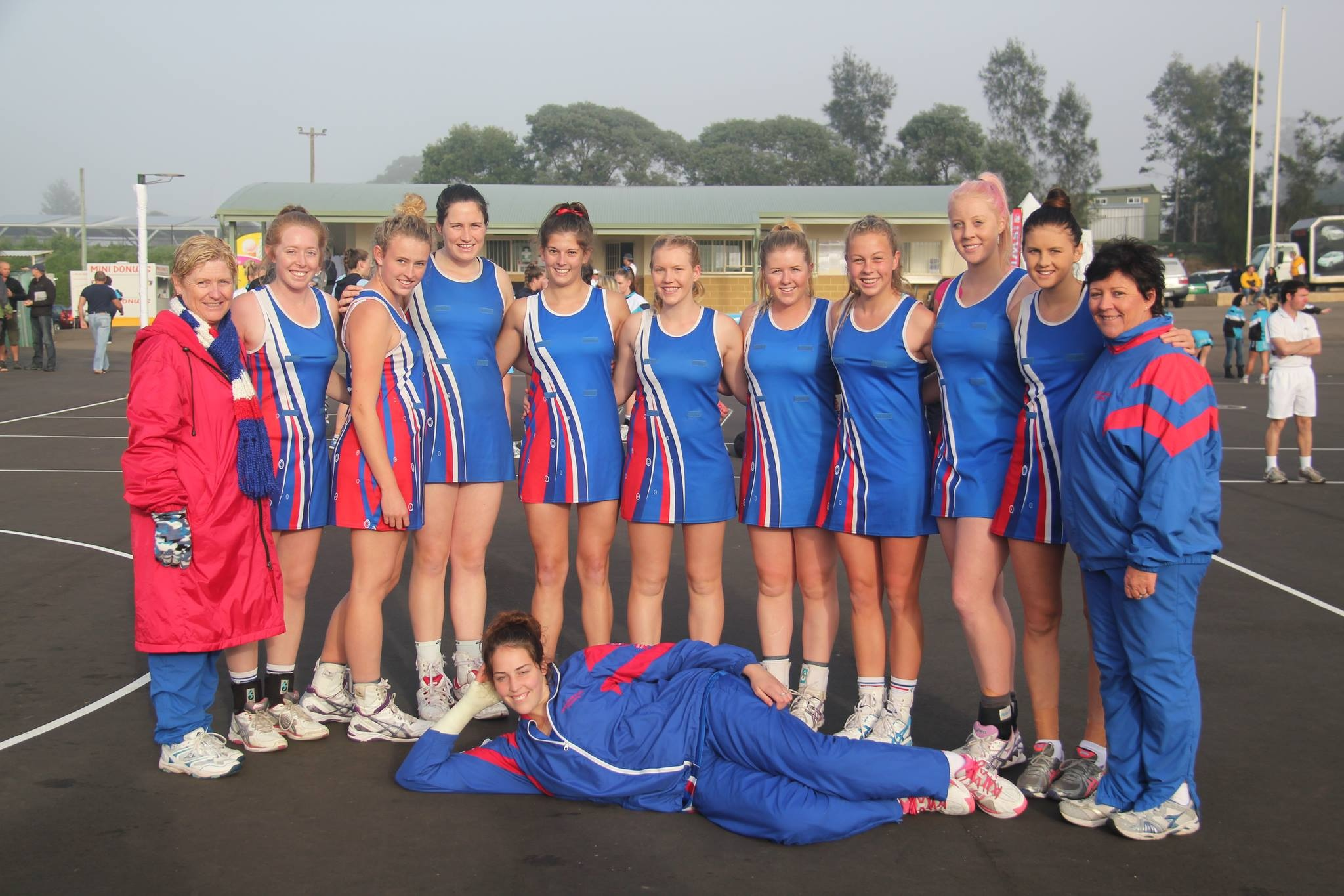 Charlestown U/19s Division 1 State League