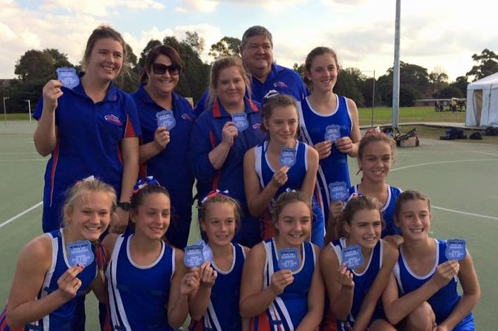 netball state age championships under 12s